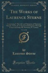 The Works Of Laurence Sterne, Vol. 4 Of 10 - 2853007454