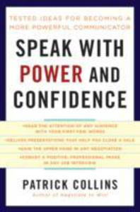 Speak With Power And Confidence - 2839962472