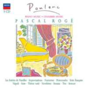 Poulenc: Solo Piano & Chamber Works - 2868652181