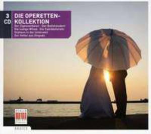 Die Operetten - Kollektion - 2839325189