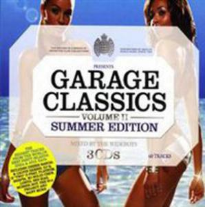Garage Classics 2 Mixed By The Wideboys - 2839690909