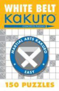 White Belt Kakuro - 2840035136