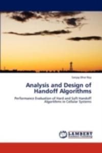 Analysis And Design Of Handoff Algorithms - 2857117508