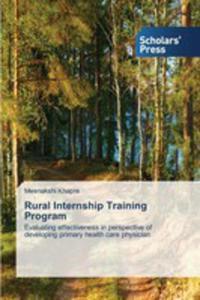 Rural Internship Training Program - 2857251138