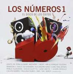 Los No 1 De Los 40 Principales / Various (Spa) - 2840312394