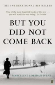 But You Did Not Come Back - 2840420480