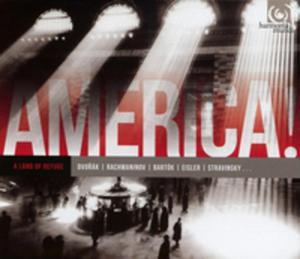 America! Vol. 1: A Land Of - 2845982016