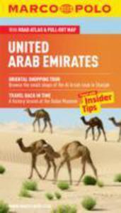 United Arab Emirates Marco Polo Guide - 2840840583