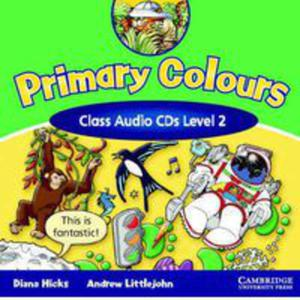 Primary Colours 2: : Class Audio Cds (2) - 2839762820