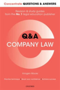 Concentrate Questions And Answers Company Law - 2840431236
