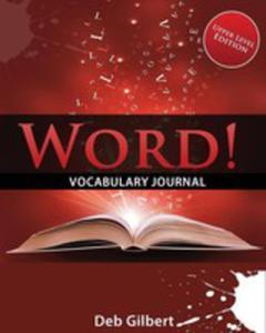 Word! Vocabulary Journal - 2871189769