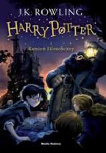 Harry Potter I Kamień Duddle Oprawa Twarda