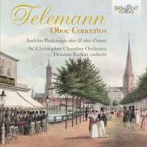 Oboe Concertos - 2840478454