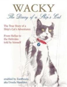 Wacky: The Diary Of A Ship's Cat - 2840430723