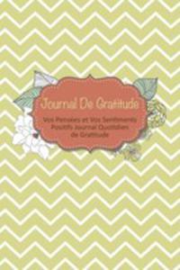 Journal De Gratitude - 2852937525