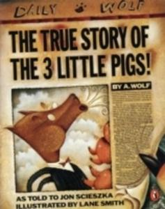 The True Story Of The Three Little Pigs - 2870393757