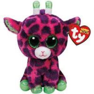 Ty Beanie Boos Gilbert - Różowa Żyrafa 24 Cm - 2848639186
