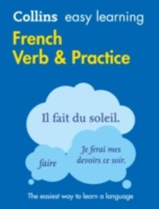 Easy Learning French Verbs And Practice - 2840245468