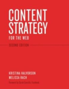 Content Strategy For The Web - 2849504163
