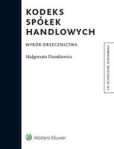 Kodeks Spółek Handlowych - 2840086152
