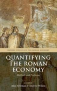 Quantifying The Roman Economy - 2849507959