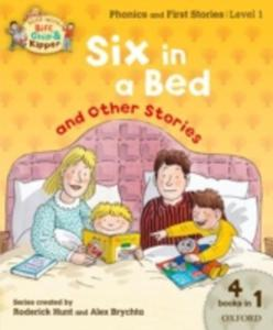 Oxford Reading Tree Read With Biff, Chip, And Kipper: Level 1 Phonics & First Stories: Six In A Bed And Other Stories - 2839860411