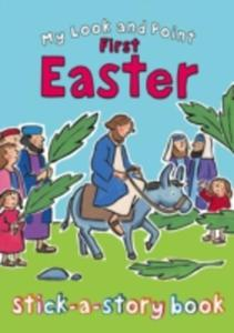 My Look And Point First Easter Stick - A - Story Book - 2860022500