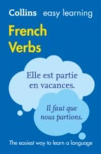 Easy Learning French Verbs - 2840244753