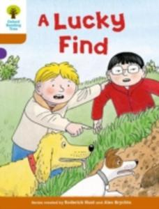 Oxford Reading Tree Biff, Chip And Kipper Stories Decode And Develop: Level 8: A Lucky Find - 2873055489