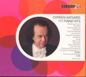 111 Piano Hits - 2840099191