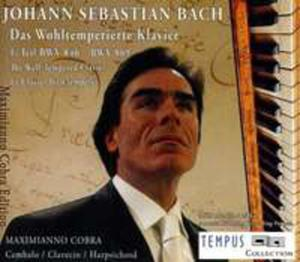J. S. Bach: The Well - Tempered Clavier Book 1 - Bwv 84 - 2855090137