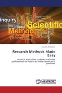 Research Methods Made Easy - 2857253699