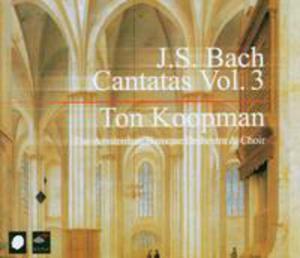 Complete Cantatas Vol. 3 - 2839470128