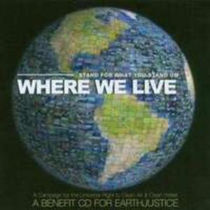 Where We Live - Stand For W - 2839581415