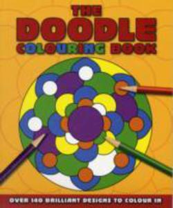 The Doodle Coloring Book - 2860051730
