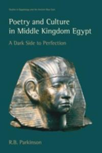 Poetry And Culture In Middle Kingdom Egypt - 2849915739