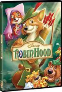 Robin Hood - Kolekcja Disney Czarne Charakterki - 2840085024