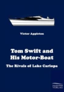 Tom Swift And His Motor - Boat - 2857123624