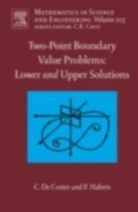 Two - Point Boundary Value Problems - 2849512672