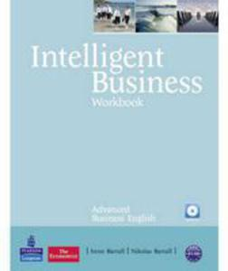 Intelligent Business Advanced Wb With Audio Cd - 2839759746