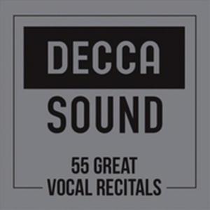 Decca Sound-55 Great Voca - 2870927961