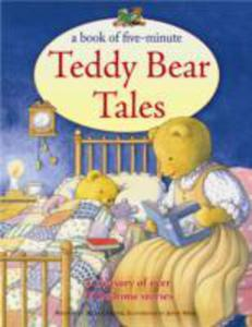 A Book Of Five - Minute Teddy Bear Tales - 2839915975