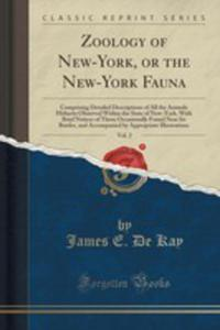 Zoology Of New-york, Or The New-york Fauna, Vol. 2 - 2852869046