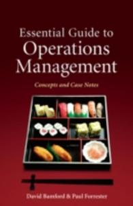 Essential Guide To Operations Management - 2839946349