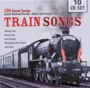 Train Songs - 200 Great. . - 2839347690