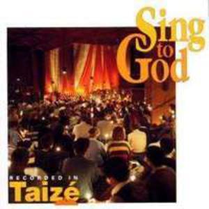 Berthier J - Taize: Sing To God - 2839250138
