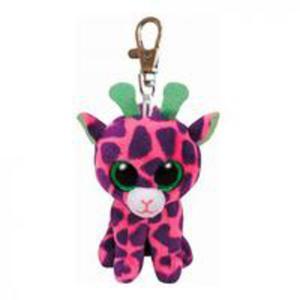 Ty Beanie Boos Gilbert - Różowa Żyrafa - Brelok - 2857247947