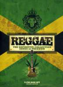 Reggae Definitive Collect - 2839315509