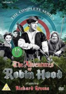 Adventures Of Robin Hood: The Complete Series - 2840454907