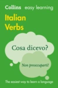 Easy Learning Italian Verbs - 2840244755